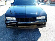 1987 Chevrolet Monte Carlo for sale 100780387