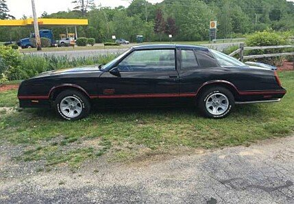 1987 Chevrolet Monte Carlo for sale 100792039