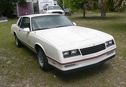 1987 Chevrolet Monte Carlo SS for sale 100819021