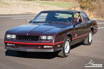 1987 Chevrolet Monte Carlo SS for sale 100844701