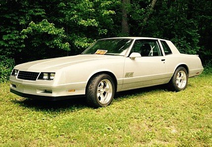 1987 Chevrolet Monte Carlo for sale 100887128