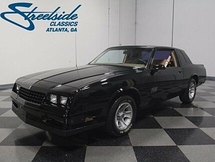 1987 Chevrolet Monte Carlo SS for sale 100945753