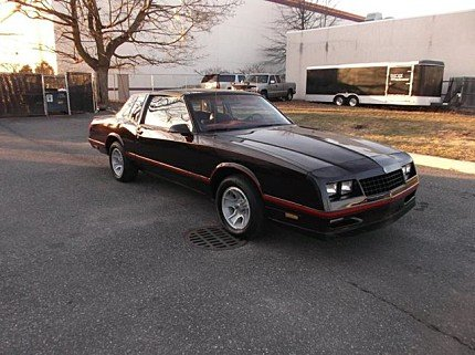 1987 Chevrolet Monte Carlo SS for sale 100952744