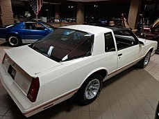 1987 Chevrolet Monte Carlo SS for sale 100957073