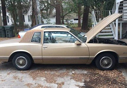 1987 Chevrolet Monte Carlo for sale 100972873