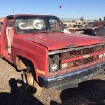 1987 Chevrolet Other Chevrolet Models for sale 100740860