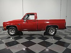 1987 Chevrolet Silverado and other C/K1500 2WD Regular Cab for sale 100894316