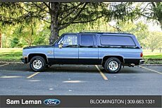 1987 Chevrolet Suburban 2WD for sale 101028372