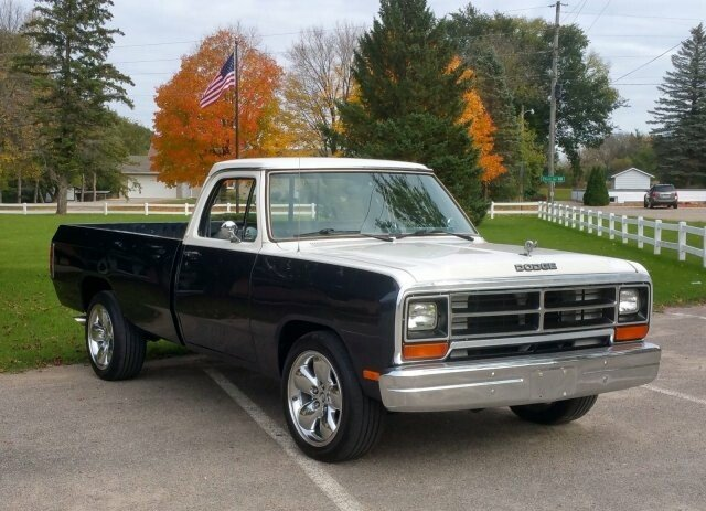 Old Dodge Ram >> Dodge Classic Trucks For Sale Classics On Autotrader