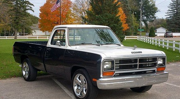 1987 Dodge D/W Truck for sale 100973604