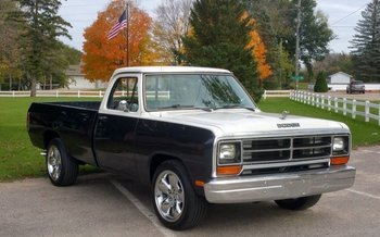 Dodge D/W Truck Clics for Sale - Clics on Autotrader