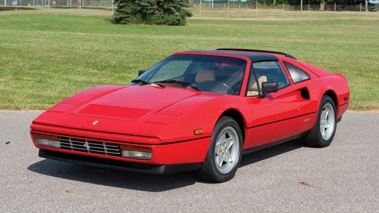 1987 Ferrari 328 GTS for sale 101005835
