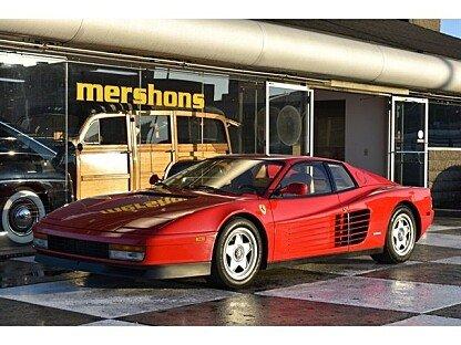 1987 Ferrari Testarossa for sale 100953125