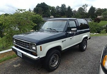1987 Ford Bronco II for sale 100992688