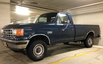1987 Ford F150 4x4 Regular Cab for sale 100880051