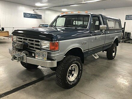 1987 Ford F250 4x4 Regular Cab for sale 100959527