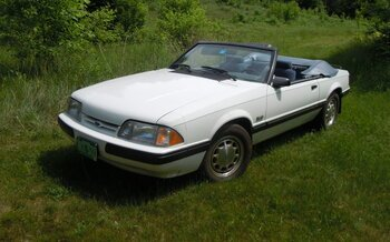 1987 Ford Mustang LX V8 Convertible for sale 100988525