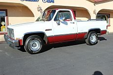 1987 GMC Sierra C/K1500 2WD Regular Cab for sale 100724473