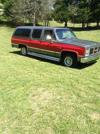 1987 GMC Suburban for sale 100893419