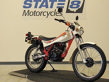 1987 Honda Reflex for sale 200610186