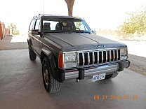1987 Jeep Cherokee 4WD Laredo 2-Door for sale 100789347