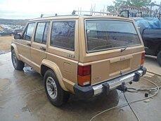1987 Jeep Cherokee 4WD Pioneer 4-Door for sale 100816275