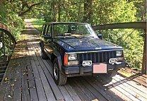 1987 Jeep Cherokee 4WD 4-Door for sale 100975330