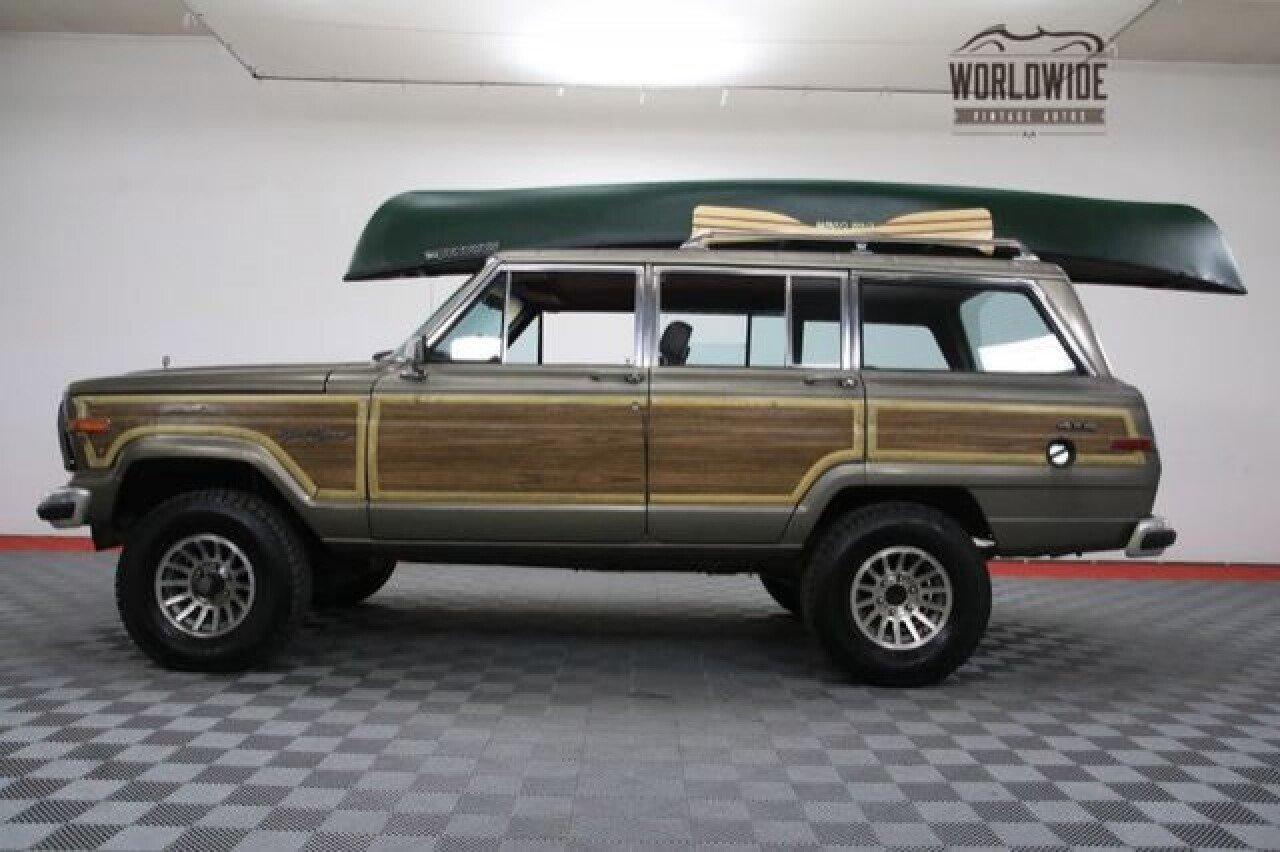 1987 jeep grand wagoneer for  near denver, colorado 80205