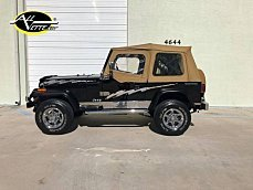 1987 Jeep Wrangler 4WD for sale 100966832