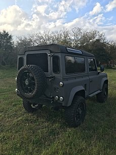1987 Land Rover Defender for sale 100857631