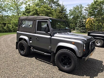 1987 Land Rover Defender for sale 100907222
