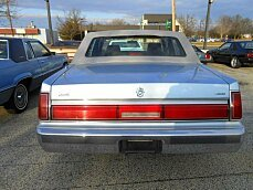 1987 Lincoln Town Car for sale 100780438