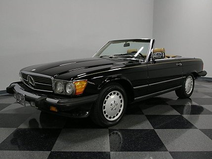 1987 Mercedes-Benz 560SL for sale 100770122