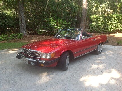 1987 Mercedes-Benz 560SL for sale 100777813