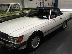 1987 Mercedes-Benz 560SL for sale 100785646