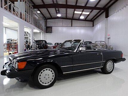 1987 Mercedes-Benz 560SL for sale 100794950