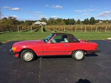 1987 Mercedes-Benz 560SL for sale 100833496