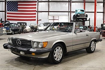 1987 Mercedes-Benz 560SL for sale 100925251