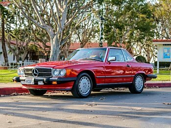 1987 Mercedes-Benz 560SL for sale 100948273