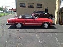 1987 Mercedes-Benz 560SL for sale 100966397