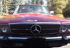 1987 Mercedes-Benz 560SL for sale 100841251