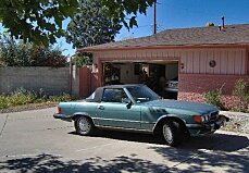 1987 Mercedes-Benz 560SL for sale 100850283