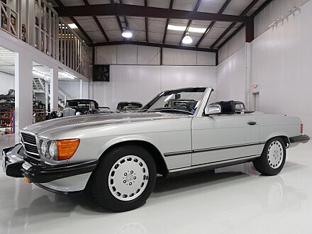 1987 Mercedes-Benz 560SL for sale 100861377