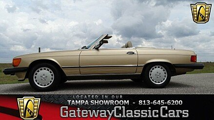 1987 Mercedes-Benz 560SL for sale 100872118