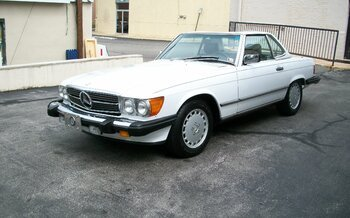 1987 Mercedes-Benz 560SL for sale 100875590