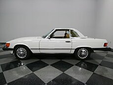 1987 Mercedes-Benz 560SL for sale 100883430