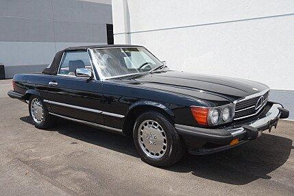 Mercedes Benz 560sl Classics For Sale Classics On Autotrader