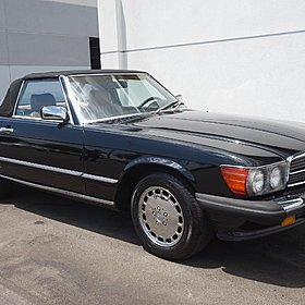 1987 Mercedes-Benz 560SL for sale 100891562