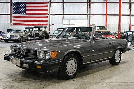 1987 Mercedes-Benz 560SL for sale 100893183