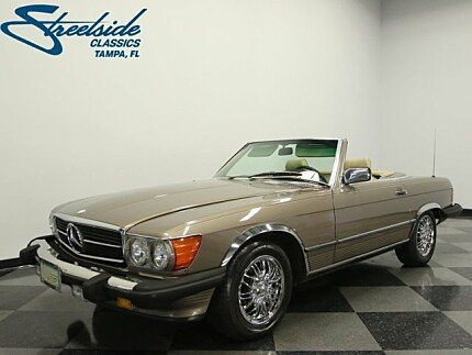 1987 Mercedes-Benz 560SL for sale 100930468
